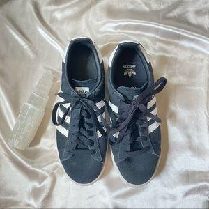 Adidas Campus Sneaker Suede~ Rubber Sole 6.5